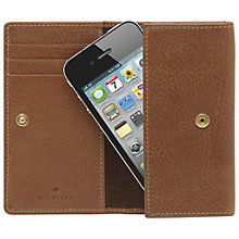 Buy Mulberry Phone Case for iPhone 3G, 3GS, 4 & 4S Online at johnlewis.com