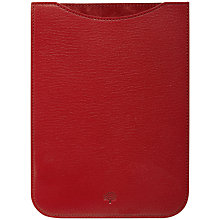 Buy Mulberry Adjustable iPad mini Sleeve Online at johnlewis.com