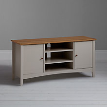 "Buy John Lewis Alba Television Stand for TVs up to 40"" Online at johnlewis.com"
