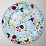 Buy PiP Studio Shabby Chic Charger Plate, Dia.32cm, Blue Online at johnlewis.com