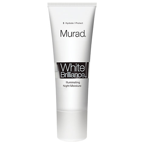 Buy Murad Illuminating Night Moisture, 50ml Online at johnlewis.com