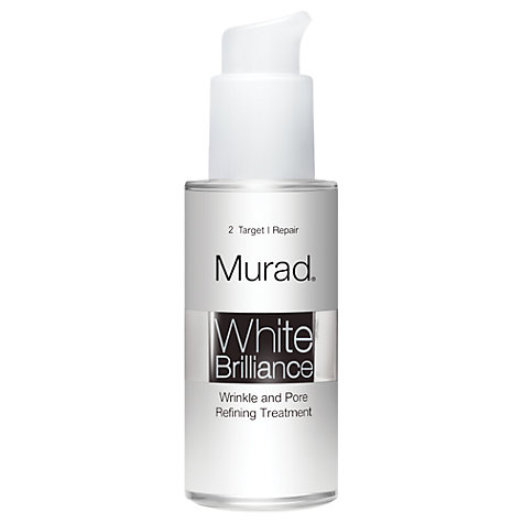 Buy Murad White Brilliance Wrinkle and Pore Refining Treatment, 30ml Online at johnlewis.com