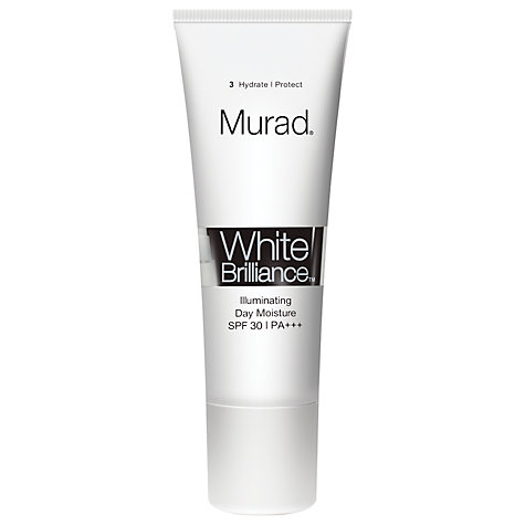 Buy Murad White Brilliance Illuminating Day Moisture SPF 30 PA +++, 50ml Online at johnlewis.com
