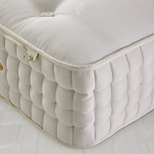 Buy John Lewis Natural Silk 12000 Zip LInk Mattress, Super Kingsize Online at johnlewis.com