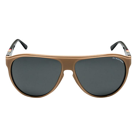 Buy Burberry BE4142 Retro Style Acetate Sunglasses Online at johnlewis.com