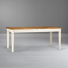 Buy John Lewis Amelie 6-8 Seater Extending Dining Table Online at johnlewis.com