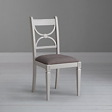 Buy John Lewis Amelie Upholstered Dining Chair Online at johnlewis.com