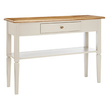 Buy John Lewis Amelie Console Table Online at johnlewis.com
