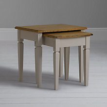Buy John Lewis Amelie Nest of 2 Tables Online at johnlewis.com