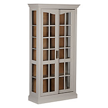 Buy John Lewis Amelie Glazed Display Cabinet Online at johnlewis.com