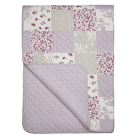 Buy John Lewis Country Patchwork Bedspread Online at johnlewis.com