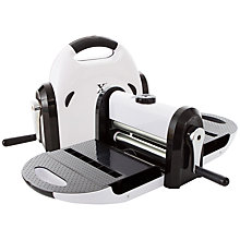 Buy Docrafts XCut Die Cutter Machine Online at johnlewis.com