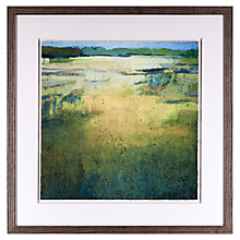 Buy Jeannie Sellmer - Early At The Marsh Framed Print, 43 x 43cm Online at johnlewis.com