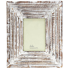 "Buy Nkuku Ava Wood Photo Frame, 5 x 7"" (13 x 18cm) Online at johnlewis.com"