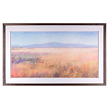 Buy Jeannie Sellmer - At A Distance Framed Print, 63 x 103cm Online at johnlewis.com