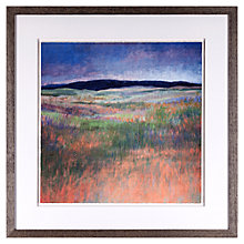Buy Jeannie Sellmer - Landscape in Silvery Light Framed Print, 43 x 43cm Online at johnlewis.com