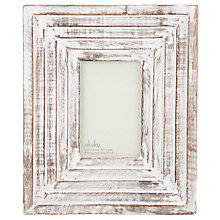 "Buy Nkuku Ava Wood Photo Frame, 4 x 6"" (10 x 15cm) Online at johnlewis.com"