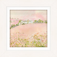 Buy Sue Fenlon - Honeysuckle Meadow Framed Print, 49x49cm Online at johnlewis.com