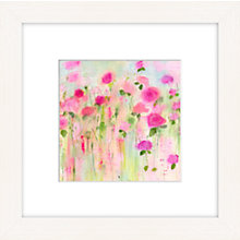Buy Sue Fenlon - Roses Framed Print, 35x35cm Online at johnlewis.com