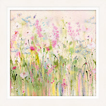 Buy Sue Fenlon - Summer Framed Print, 89 x 89cm Online at johnlewis.com