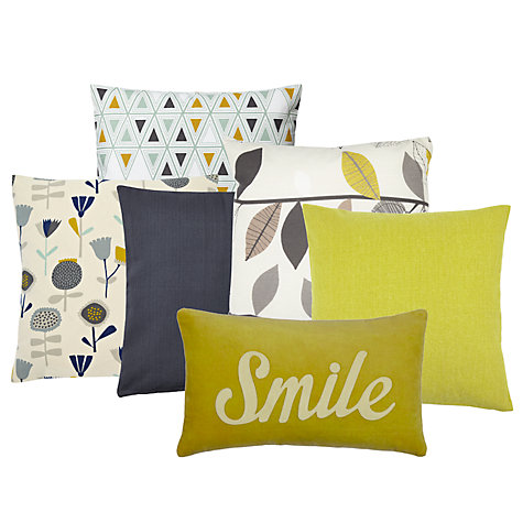 Buy Natural Cushion Collection Online at johnlewis.com