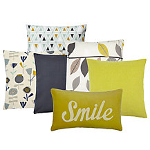 Natural Cushion Collection