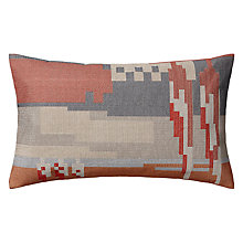 Buy John Lewis Retro Stitch Cushion Online at johnlewis.com