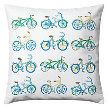 Buy John Lewis Bike Cushion, Multi Online at johnlewis.com