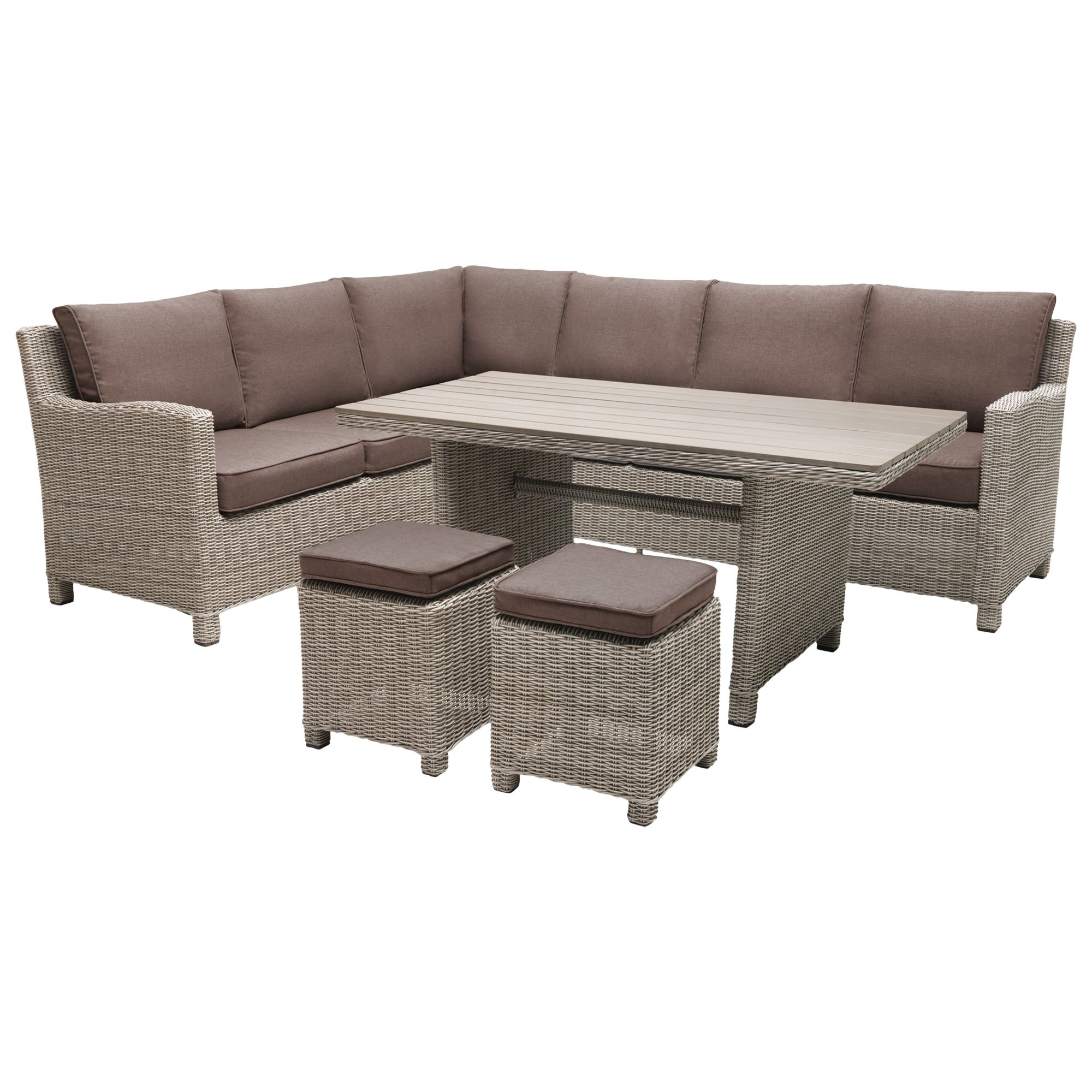 Kettler Palma 8 Seater Outdoor Lounge Set