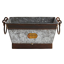 Buy Foras Vintage Massingham Planter Online at johnlewis.com