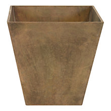 Buy Artstone Ella Pot Planter, Beige Online at johnlewis.com