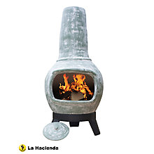 Buy La Hacienda Clay Chimenea Online at johnlewis.com