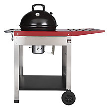 Buy John Lewis Deluxe Trolley Kettle Barbecue, Dia.47cm Online at johnlewis.com