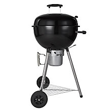 Buy John Lewis Deluxe Kettle Barbecue, Dia.47cm Online at johnlewis.com