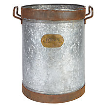 Buy Foras Vintage Oxborough Planter, 41cm Online at johnlewis.com