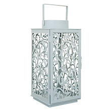 Buy John Lewis Fleur Outdoor Lantern Online at johnlewis.com
