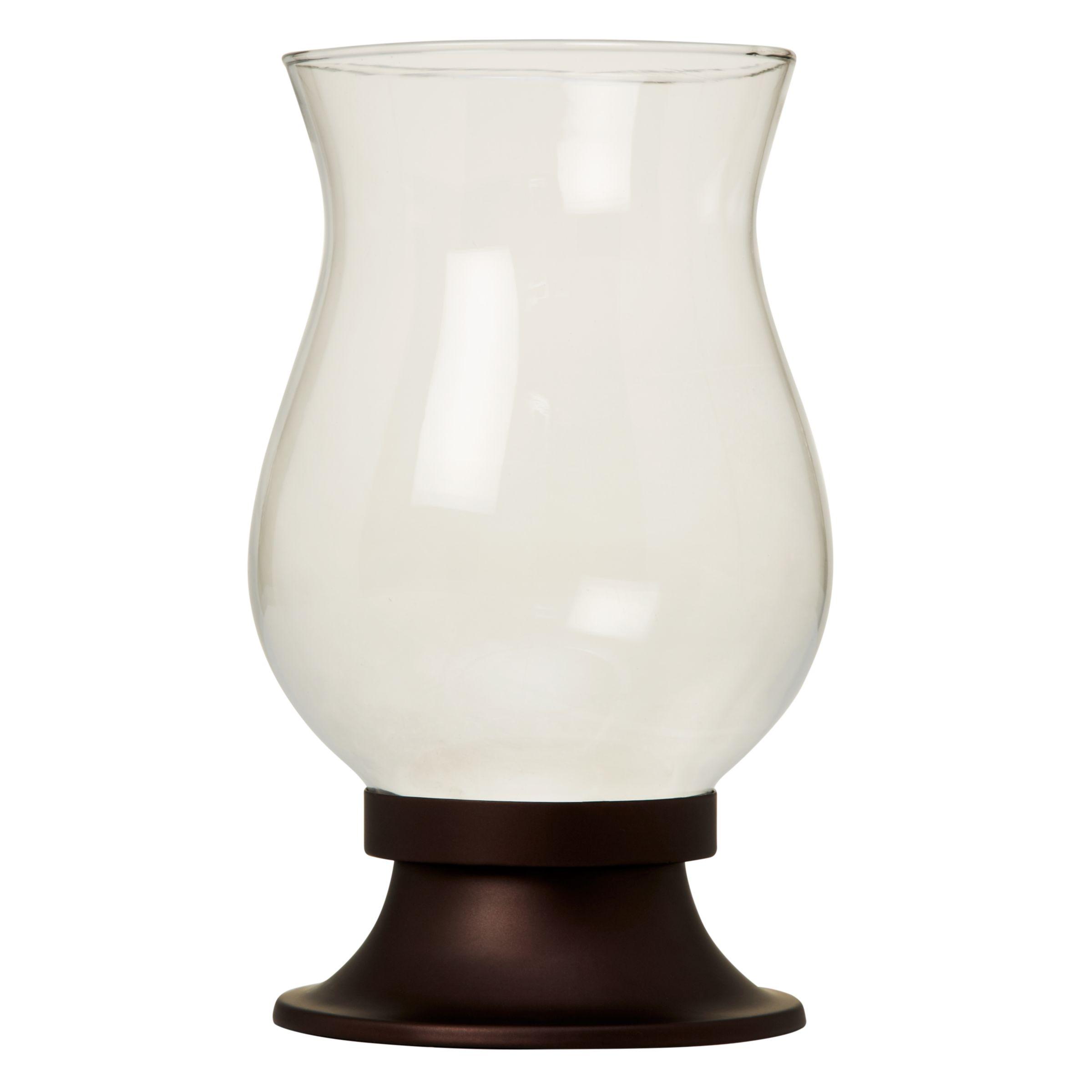 John Lewis Orla Hurricane Lantern, Medium, Bronze