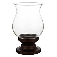 Buy John Lewis Orla Hurricane Lantern, Large Online at johnlewis.com