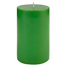 Buy House by John Lewis Pillar Candle, H12.5cm Online at johnlewis.com