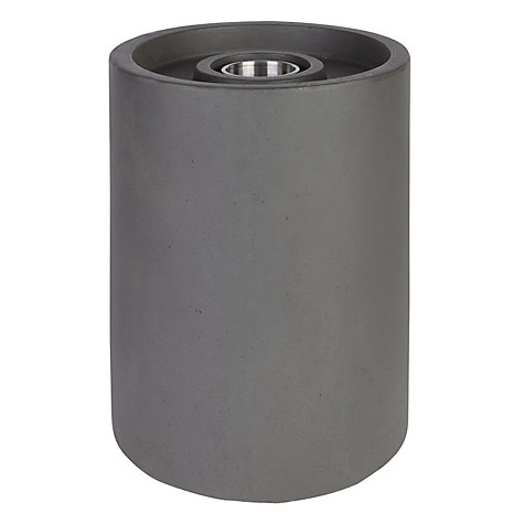 Buy La Hacienda Stone Effect Gel Burner, Large Online at johnlewis.com