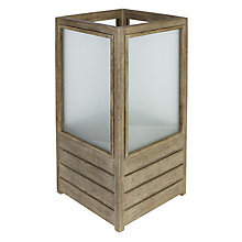 Buy John Lewis Bilbao Lantern, 56cm Online at johnlewis.com