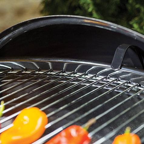 Buy Weber One Touch Master Touch Charcoal Barbecue, 57cm Online at johnlewis.com