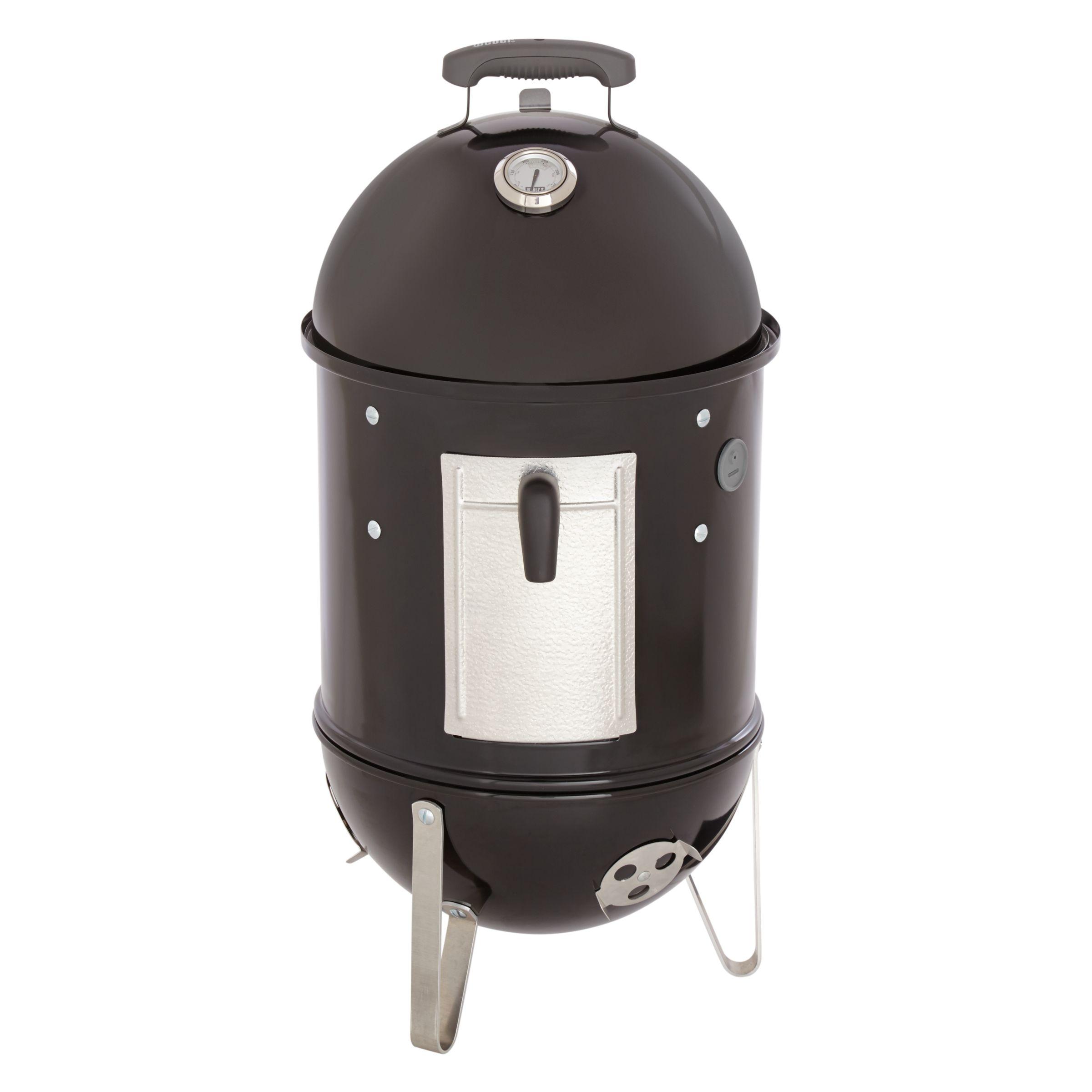 Weber Smokey Mountain Charcoal Barbecue, Black