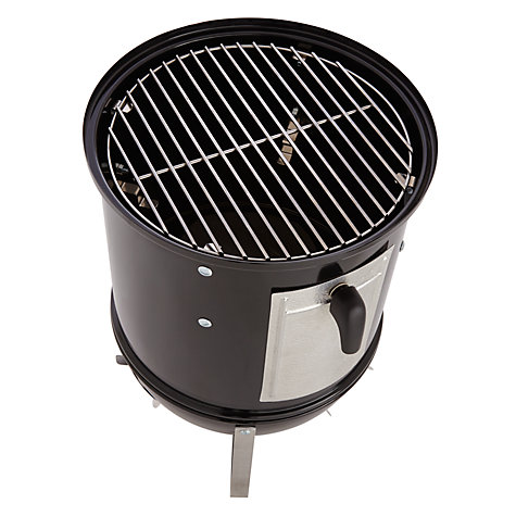 Buy Weber Smokey Mountain Charcoal Barbecue, Black Online at johnlewis.com