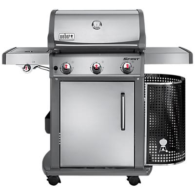Weber Spirit Premium Gourmet S320 3 Burner Gas Barbecue