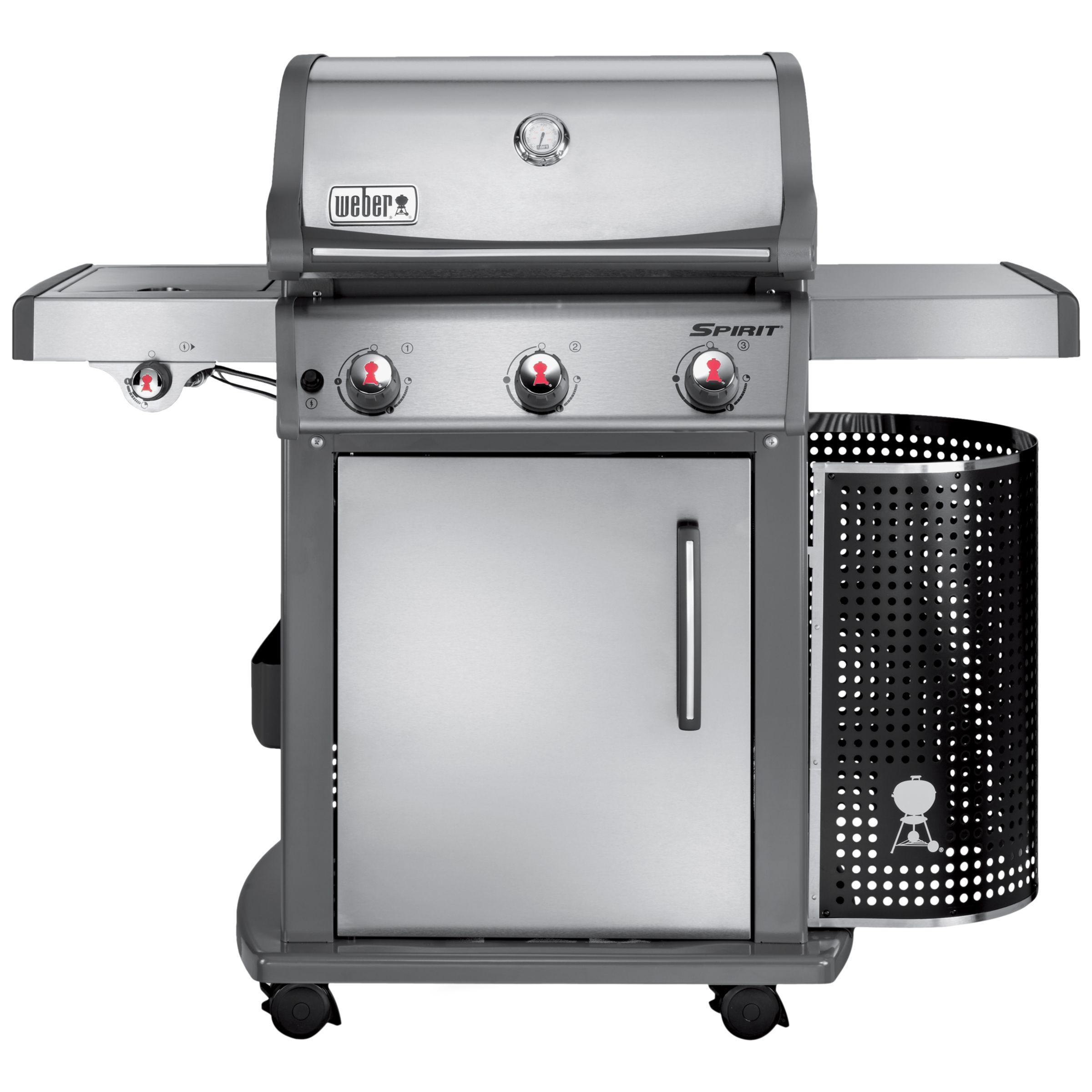Weber Spirit Premium Gourmet S320 Barbecue