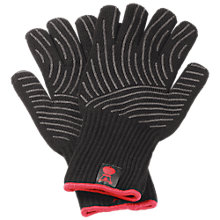 Buy Weber® BBQ Gloves, L / XL Online at johnlewis.com