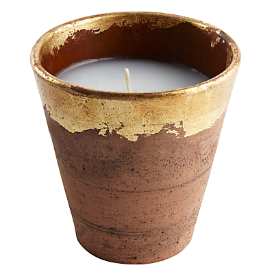 Iron & Clay Rustic Terracotta Candles