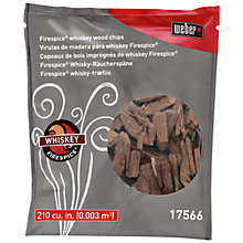 Buy Weber Whisky Wood Chips Online at johnlewis.com