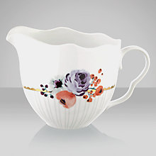 Buy John Lewis Country Parlour Jug, Multi, Large Online at johnlewis.com